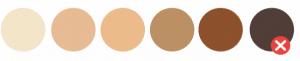couleur poils epilateur lumiere puslee
