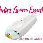 test_Philips Lumea Essential BRI861 épilateur lumière pulsée