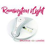 test_Remington iLight épilateur lumière pulsée