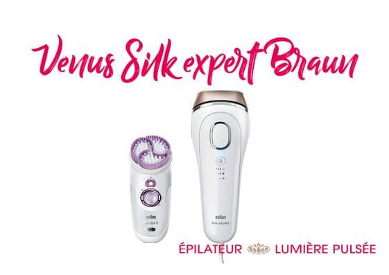 test_Venus Silk expert Braun Silk expert 5 IPL